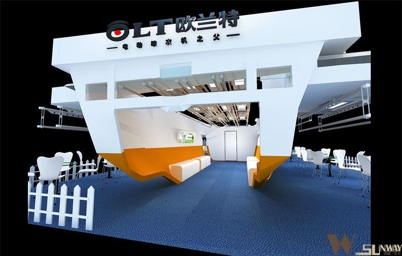 2015建材展—深圳欧兰特展位展台设计图片