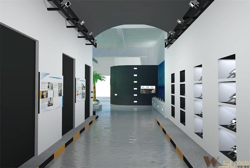 伟锋照明展厅规划设计